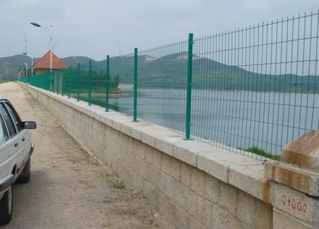 饮水源保护围网