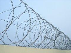 围墙安全防护刀刺滚网