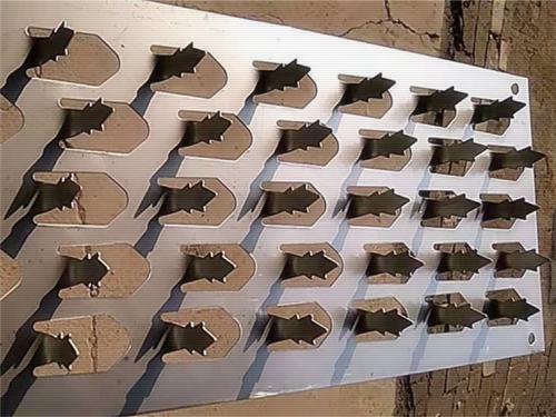 阳台平板型防爬刺